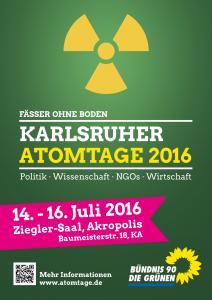 Plakat-Atomtage