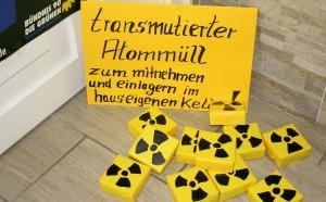 transmutiert-Atommuell