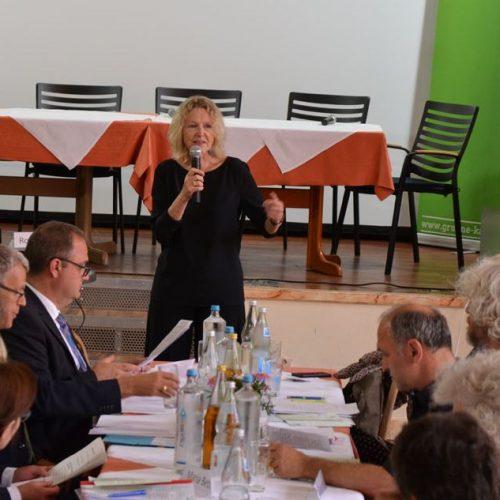 Sylvia Kotting-Uhl MdB: Zwischenlagerung, Atommüll
