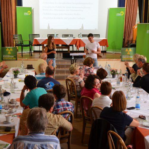 Jugendforum Atomtage, Erwartungen an Europa
