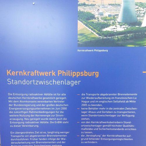 Standortzwischenlager-Philippsburg-Atomtage